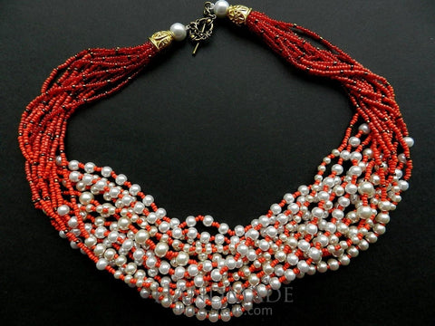 Necklaces For Women Ukrainian Patterns - Vasylchenko1