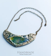 hand crafted pendant