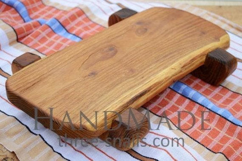 Rustic Serving Cutting Board - Cutting Board