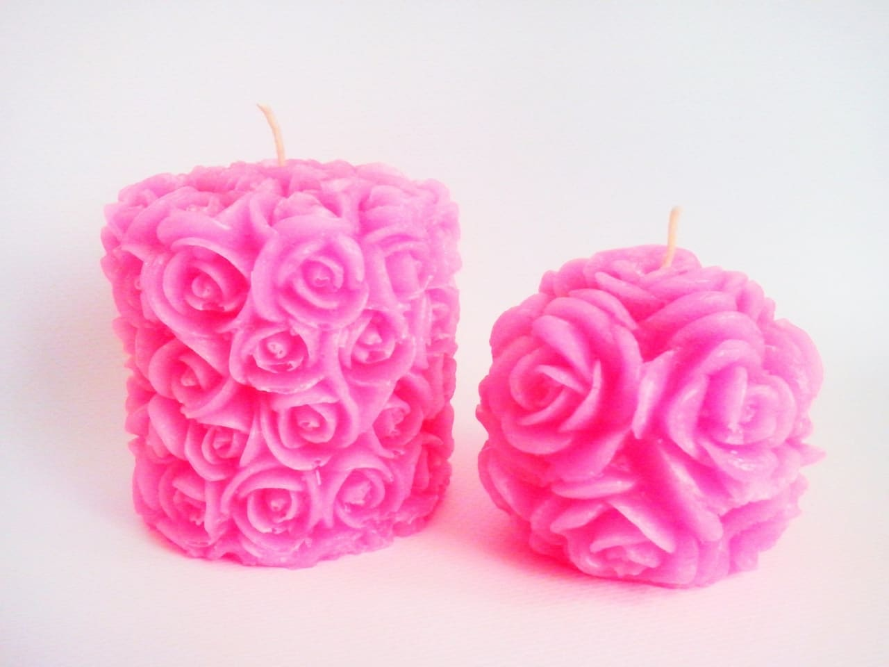 Arved Candles Set Roses - Candle Set