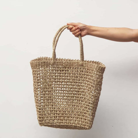 Seagrass Market Bag - Bag