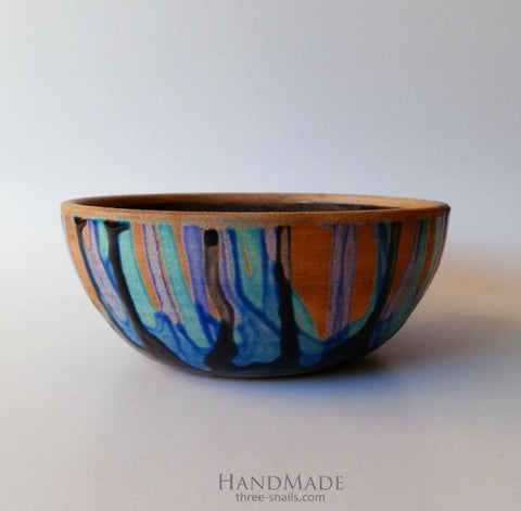 Eramic Bowls Blue Mood - Bowl