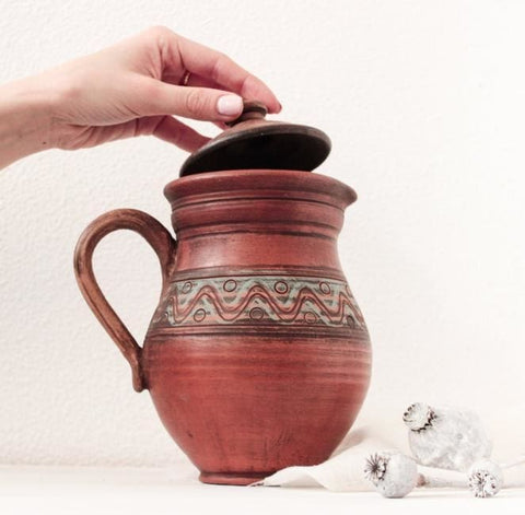 Eramic Pitchers Steppe Charms - Pitcher