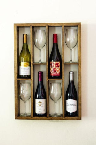 Shelf For Wine Bottles - Vasylchenko1