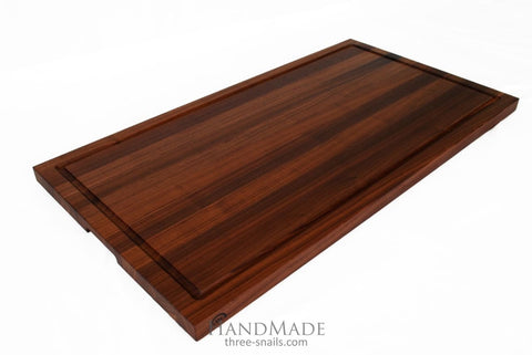 Solid Walnut Grain Cutting Board - Cutting Board