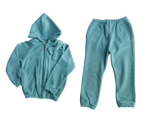 Sport Clothes For Girls Turquoise Mood - Baby Clothes
