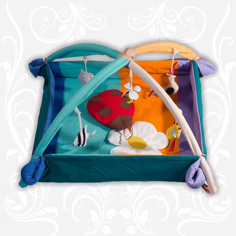 Toddler Play Pen Active - Toy