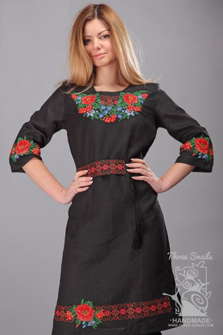 Ukrainian Dress Adelaide - Vasylchenko1