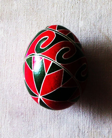 «Volyn Region» Pysanka (Easter Egg) - Vasylchenko1