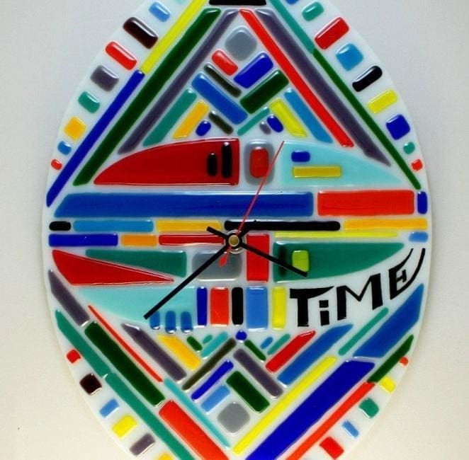 "Wall clock ""Time"" - 1"