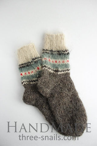 Winter Socks Stylish Winter - Vasylchenko1