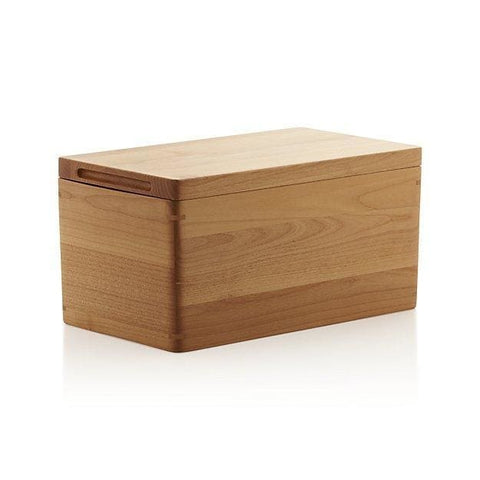 Wood Bread Box - Bread Box