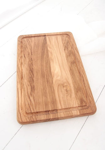 Wooden Cutting Board Ash Housewife - Cutting Board