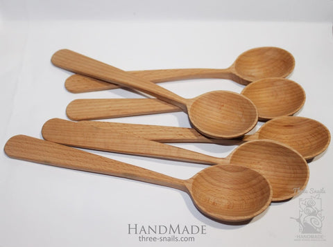 Wooden Spoon Set Happy Cook - Vasylchenko1