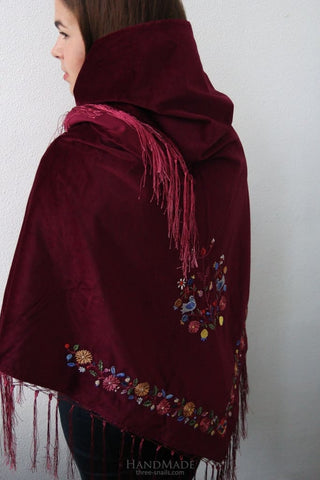Wraps And Shawls Velvet Luxury - Vasylchenko1