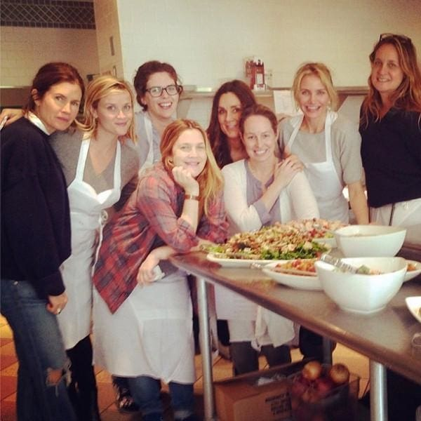 Say Yes To Homemade Meals With Celebrities Cooking