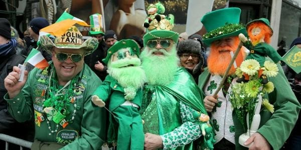 St. Patricks Day Or How Does The Celebration Of The Spring Coming Begin