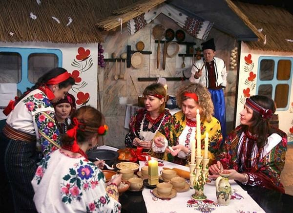 Ukrainian Evening Parties Or How Did The Youth Entertain A Few Centuries Ago