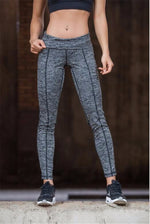 Womens Yoga Pants with Quick Dry Cotton and  Cutout Tie Cuff