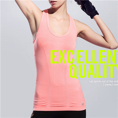 Yoga/Running Tank Tops in 6 colors
