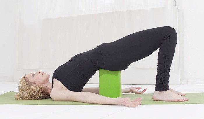 8 CM Thicken Yoga Blocks for stable, aligned and supported Asanas (23 * 15 * 8 Cm)
