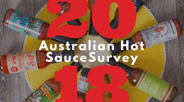 2018 Australian Hot Sauce Survey