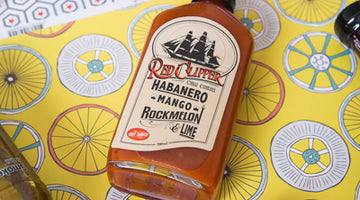 [REVIEW] Red Clipper Habanero Mango Rockmelon & Lime Hot Sauce