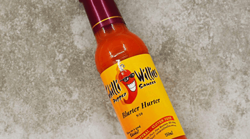 [REVIEW] Chilli Willies Blurter Hurter Hot Sauce