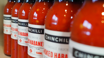 [REVIEW] Chinchilli Smoked Habanero Chilli Sauce