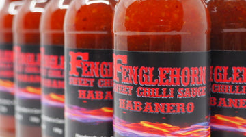 [REVIEW] Fenglehorn Habanero Sweet Chilli Sauce