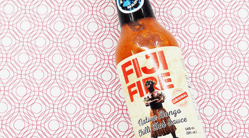 [REVIEW] Fiji Fire Native Bongo Chilli Hot Sauce