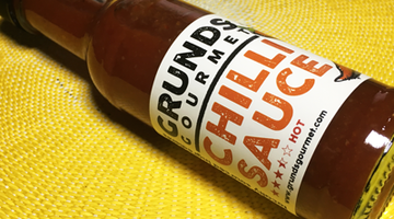 [REVIEW] Grund's Gourmet Chilli Sauce