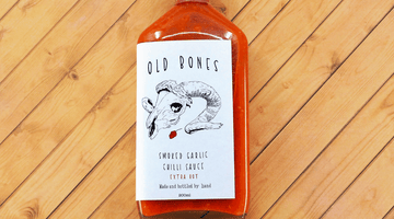 [Review] Old Bones Smoked Garlic Chilli Sauce Extra Hot