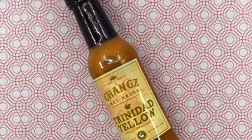 [REVIEW] Changz Trinidad Yellow Hot Sauce