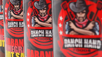 [REVIEW] Ranch Hand Foods Habanero Pomegranate Hot Sauce