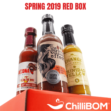 ChilliBOM Red Box Spring 2019