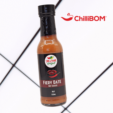 [REVIEW] The Chilli Project Fiery Date Hot Sauce