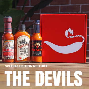 [REVIEW] The DEVILS Special Edition ChilliBOM Red Box