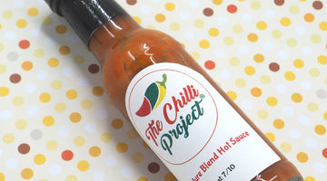 [REVIEW] The Chilli Project Signature Blend Hot Sauce