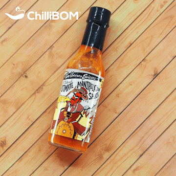 [REVIEW] Torchbearer Sauce Co. Ultimate Annihilation Hot Sauce