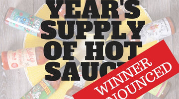 2018 Australian Hot Sauce Survey Preliminary Results + Competition Winner