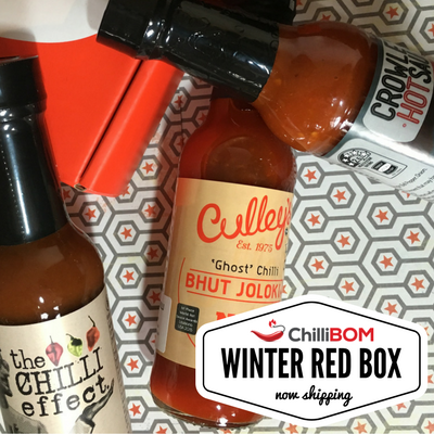 Winter Red Box ChilliBOM