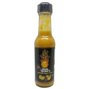 Uncle Tyrone's Pepper Sauce Medium 150ml
