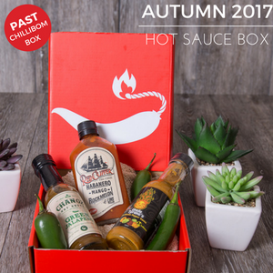 Quarterly Subscription at ChilliBOM Hot Sauce Club Australia