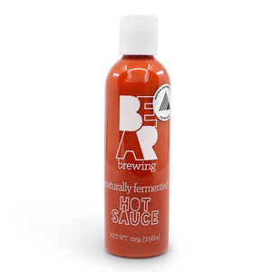 Bear Brewing Hot Sauce 215g ChilliBOM Hot Sauce Club Australia Chilli Subscription Gifts