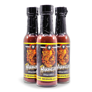 Chilli Seed Bank BBQ Habanero 150ml ChilliBOM Hot Sauce Club Australia Chilli Subscription Gifts SHU Scoville barbecue group