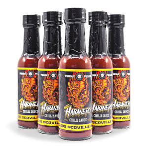 Chilli Seed Bank BBQ Habanero 150ml ChilliBOM Hot Sauce Club Australia Chilli Subscription Gifts SHU Scoville barbecue group2
