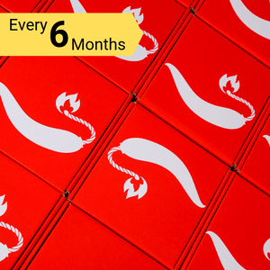 ChilliBOM Red Box 6 Month Subscription ChilliBOM Red Box 6 Month Subscription