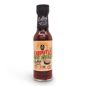 Culley's Chipotle Reaper Hot Sauce 150ml ChilliBOM Hot Sauce Club Australia Chilli Subscription Gifts SHU Scoville