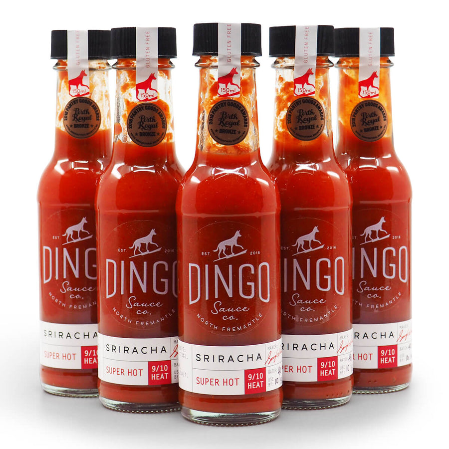 Dingo Sriracha Super Hot 150ml